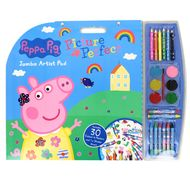 5012128513077 - Peppa Pig - Set d'activités créatives