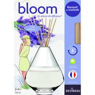 3065876125377 - Devineau - Diffuseur de parfum Bloom Bouquet de lavande