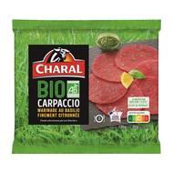 3181238977177 - Charal - Carpaccio de boeuf bio