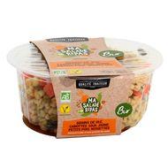 3181580278977 - Jean Stalaven - Salade de grain de blé et petits légumes croquants en sauce Bio