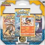 0820650209277 - Asmodée - 3 boosters de 10 cartes Pokémon Soleil et Lune 02