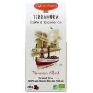 3760264900078 - Terramoka - Café grain Pérou bio Monsieur Albert