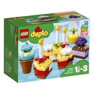 5702016111378 - LEGO® DUPLO® - 10862- Ma première fête d'anniversaire