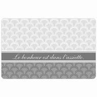 3574387903478 - Douceur D Interieur - Set de table Choc Assiette