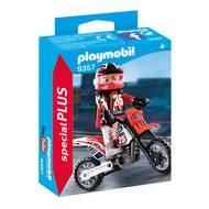 4008789093578 - PLAYMOBIL® Spécial Plus - Pilote de motocross