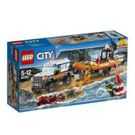 5702015866378 - LEGO® City - 60165- L'unité d'intervention en 4x4