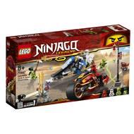 5702016367478 - LEGO® Ninjago - 70667- La moto de Kai et le scooter des neiges de Zane