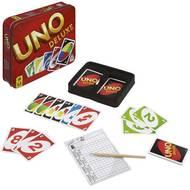 0027084378078 - Mattel - Uno Deluxe