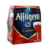 Affligem Bière aromatisée fruits rouges 5.2°