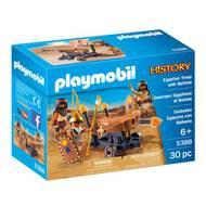 4008789053879 - PLAYMOBIL® History - Pilleurs égyptiens avec trésor