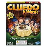 5010993386079 - Hasbro - Cluedo junior