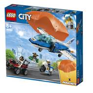 5702016369779 - LEGO® City - 60208- L'arrestation en parachute