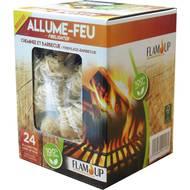 3298960921580 - Flam Up - Allume feux laine de bois 100% naturel