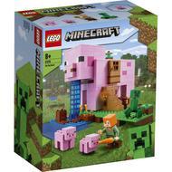 5702016913880 - LEGO® Minecraft - 21170- La Maison cochon