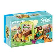 4008789094780 - PLAYMOBIL® Spirit - Lucky et Spirit avec box