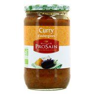 3335880005980 - Prosain - Curry d'aubergines bio