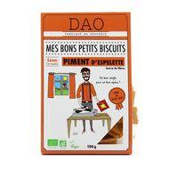 3497900007180 - DAO - Biscuits salés bio Piment d'Espelette