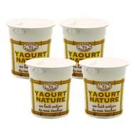 2050000237980 - Ferme de Viltain - Yaourt nature au lait entier