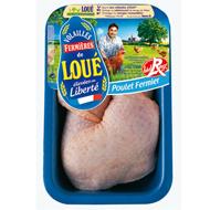Loué Cuisses de Poulet Label Rouge