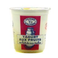 3760074381081 - Ferme de Viltain - Yaourt Citron Yuzu