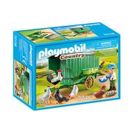 4008789701381 - PLAYMOBIL® Country - Enfant et poulailler