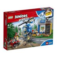 5702016092981 - LEGO® Juniors - 10751- La course-poursuite à la montagne- City