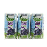 3021891003281 - Les Fées Bio - Pur Jus de raisin rouge BIO