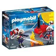 4008789094681 - PLAYMOBIL® City Action - Pompiers avec matériel d'incendie