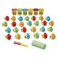 5010993325481 - Play-Doh - Modeler et apprendre les lettres