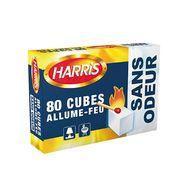 3383482295681 - Harris - Cubes allume feu sans odeur