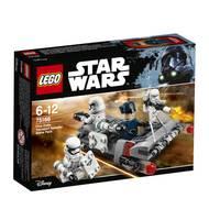 5702015866781 - LEGO® Star Wars - 75166- Pack de combat le Speeder de transport du Premier Ordre
