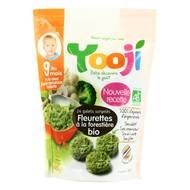 3760234501182 - Yooji - Purée de fleurettes à la forestière bio surgelée en portions dès 9 mois