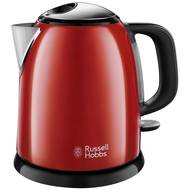 4008496982882 - Russell Hobbs - Bouilloire Compacte Rouge flamboyant 24992-70