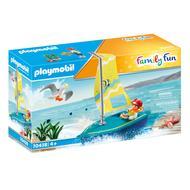 4008789704382 - PLAYMOBIL® Family Fun - Enfant avec voiler