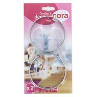 3257982135382 - Cora - Cercles à décorer 85mm