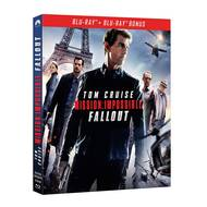 5053083165482 - Blu-Ray - Mission Impossible 6- Fallout