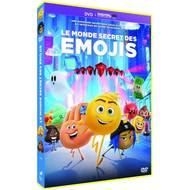 3333297307482 - DVD - Le monde secret des Emojis