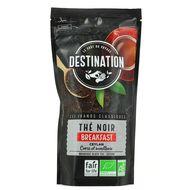 3700110008282 - Destination - Thé vrac noir breakfast bio