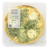 3700009268582 - Mix Buffet - Quiche Chèvre épinard