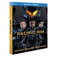 5053083160883 - Blu-Ray - Pacific Rim- Uprising