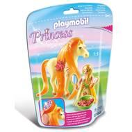 4008789061683 - PLAYMOBIL® Princess - Princesse Mimosa avec cheval à coiffer