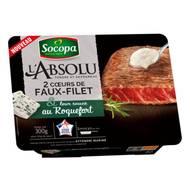 3039050351883 - Socopa - Coeur de Faux Filet sauce roquefort