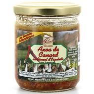 3356650012083 - Panache Des Landes - Axoa de canard au piment d'Espelette