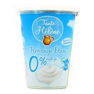 3273220154083 - Tante Hélène - Fromage blanc 0% nature au bifidus, Bio
