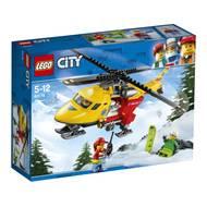 5702016077483 - LEGO® City - 60179- L'hélicoptère-ambulance