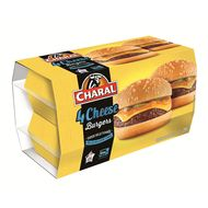 3181232138383 - Charal - Burgers cheese
