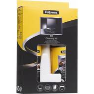0043859510184 - Fellowes - Kit de Nettoyage informatique complet