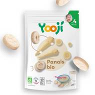 3760234500284 - Yooji - Purée de Panais Bio surgelés en portions dès 4 mois