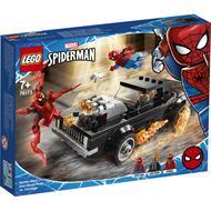 5702016912784 - LEGO® Super Heroes Marvel - 76173- Spider-Man et Ghost Rider contre Carnage