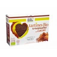 3291960013484 - L'Emile Saveur - Tartines Bio sans gluten Cacao